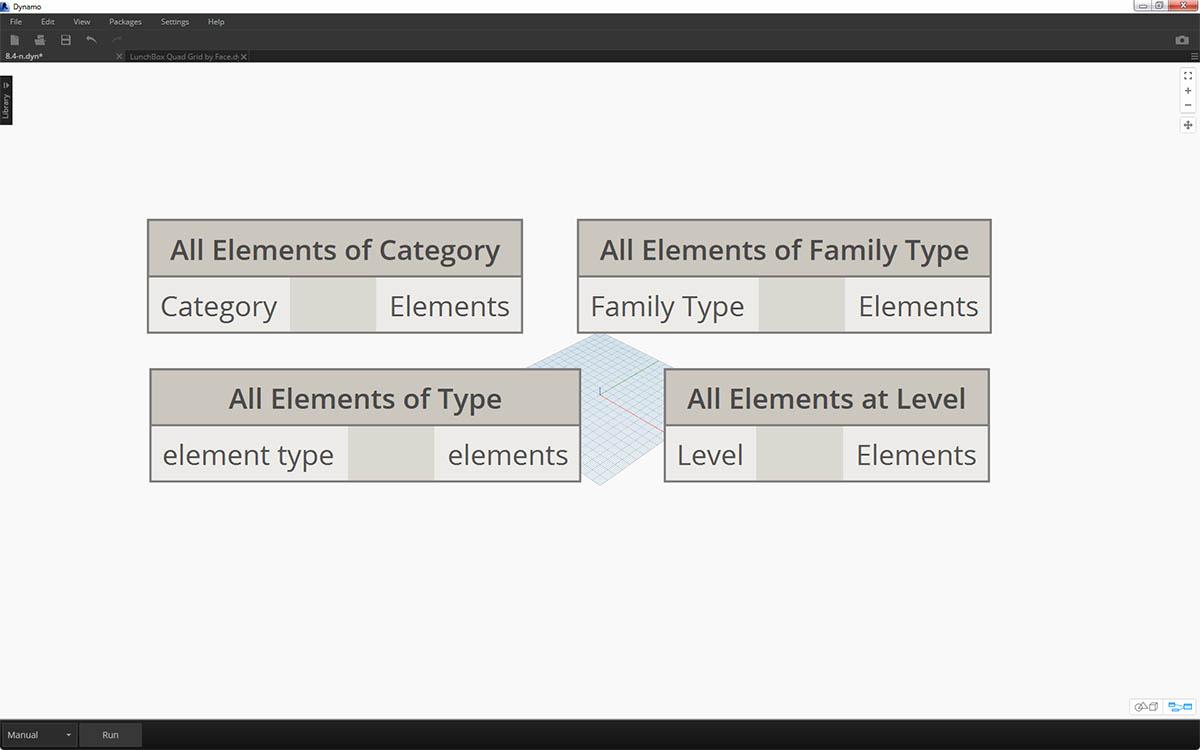 Selecting | The Dynamo Primer