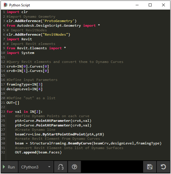 Python and Revit | The Dynamo Primer