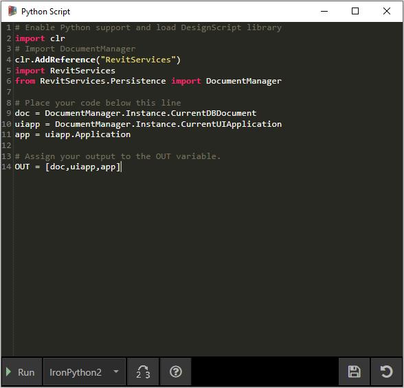 Python and Revit   The Dynamo Primer